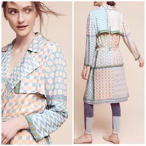 New Anthropologie Conditions Apply Costa Jacket
